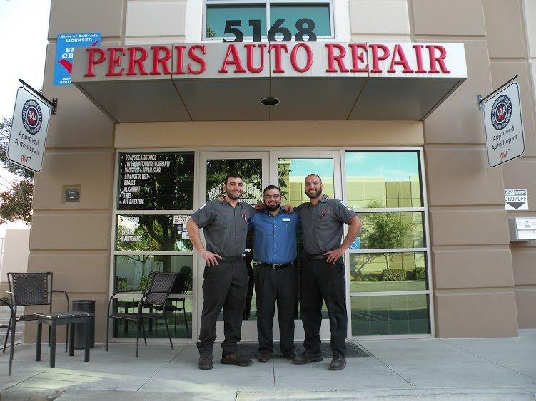 Perris Auto Repair Center- About Us