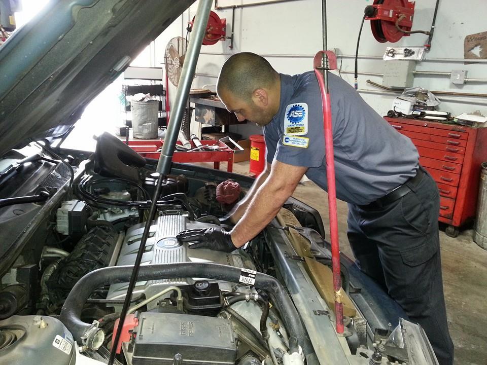 Perris Auto Repair Center - Services