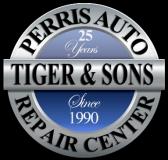 Perris Auto Repair Logo